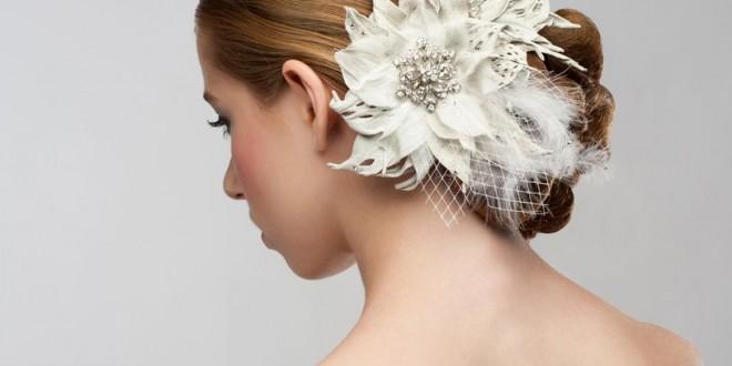 Haargesteck für Brautfrisuren